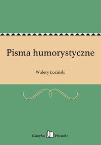 Pisma humorystyczne