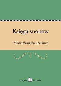 Księga snobów