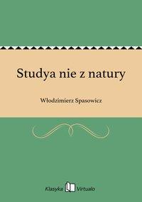 Studya nie z natury