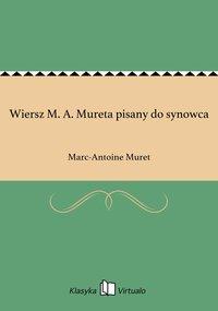 Wiersz M. A. Mureta pisany do synowca