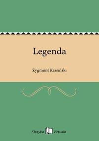 Legenda - Zygmunt Krasiński - ebook