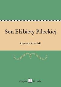 Sen Elżbiety Pileckiej - Zygmunt Krasiński - ebook
