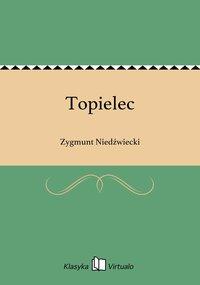 Topielec - Zygmunt Niedźwiecki - ebook