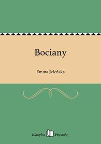 Bociany - Emma Jeleńska - ebook