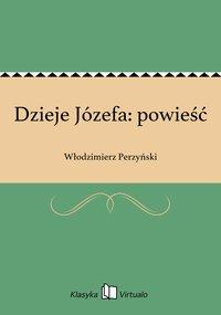 Dzieje Józefa: powieść