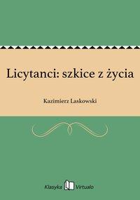 Licytanci: szkice z życia