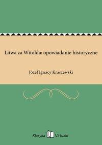 Litwa za Witolda: opowiadanie historyczne