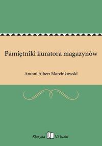 Pamiętniki kuratora magazynów