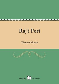 Raj i Peri - Thomas Moore - ebook