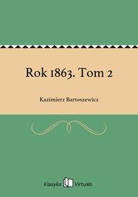 Rok 1863. Tom 2