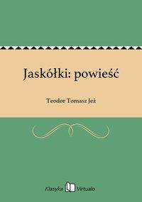 Jaskółki: powieść
