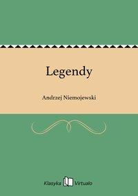 Legendy - Andrzej Niemojewski - ebook