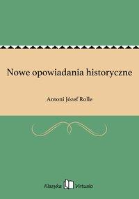 Nowe opowiadania historyczne