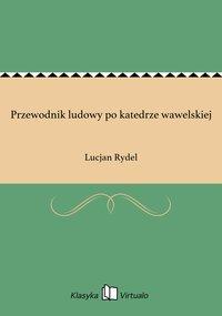 Przewodnik ludowy po katedrze wawelskiej - Lucjan Rydel - ebook