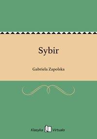 Sybir - Gabriela Zapolska - ebook