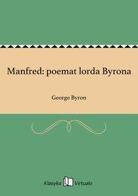 Manfred: poemat lorda Byrona