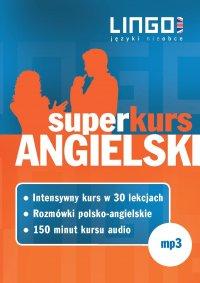 Angielski. Superkurs (audiokurs+rozmówki audio)