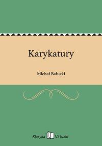 Karykatury - Michał Bałucki - ebook