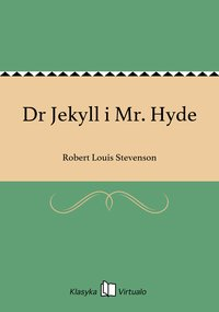 Dr Jekyll i Mr. Hyde