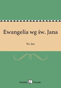 Ewangelia wg św. Jana