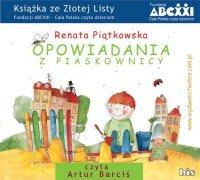 Opowiadania z piaskownicy - Renata Piątkowska - audiobook