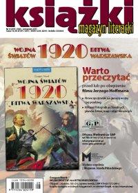 Magazyn Literacki KSIĄŻKI - nr 9/2011 (180) - Opracowanie zbiorowe - eprasa
