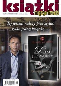 Magazyn Literacki KSIĄŻKI - nr 10/2011 (181)