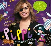 Pippi wchodzi na pokład - Astrid Lindgren - audiobook