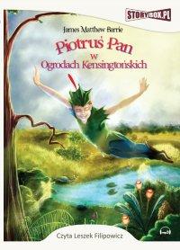 Piotruś Pan w Ogrodach Kensigtońskich
