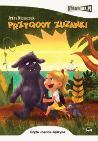 Przygody Zuzanki - Jerzy Niemczuk - audiobook