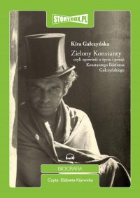 Zielony Konstanty - Kira Gałczyńska - audiobook