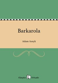 Barkarola