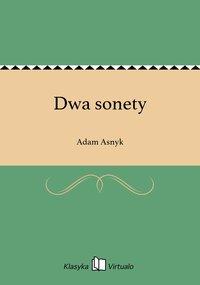 Dwa sonety