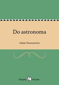 Do astronoma