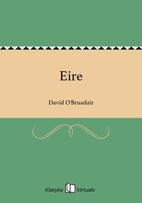 Eire - David O'Bruadair - ebook