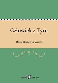 Człowiek z Tyru - David Herbert Lawrence - ebook