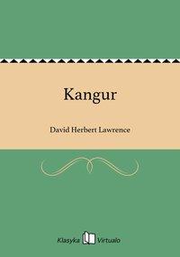 Kangur - David Herbert Lawrence - ebook