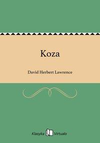 Koza - David Herbert Lawrence - ebook