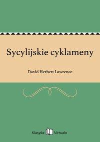 Sycylijskie cyklameny - David Herbert Lawrence - ebook