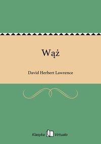 Wąż - David Herbert Lawrence - ebook