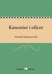 Kanonier i oficer