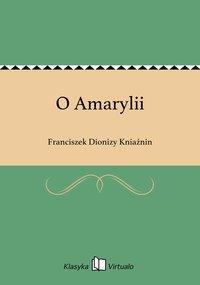 O Amarylii
