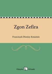 Zgon Zefira