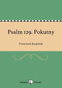 Psalm 129. Pokutny