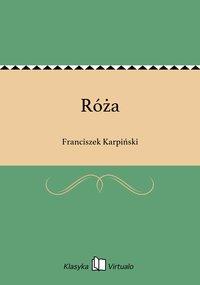 Róża - Franciszek Karpiński - ebook