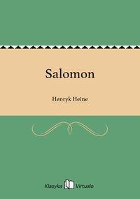 Salomon - Henryk Heine - ebook