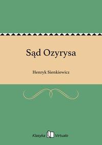 Sąd Ozyrysa