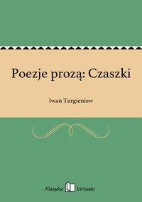 Poezje prozą: Czaszki