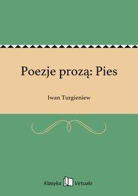 Poezje prozą: Pies