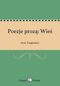 Poezje prozą: Wieś